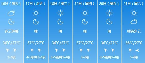 """""""炎值爆表""""!今年最强高温来袭,最""""凶险""""的40..."""