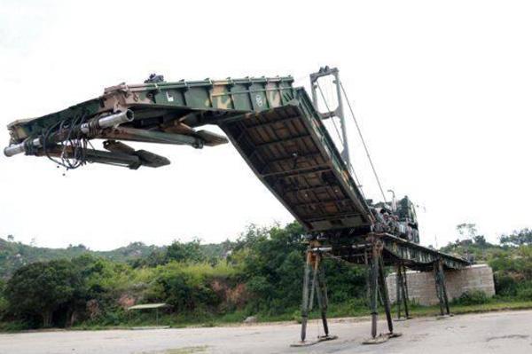 国际军事比赛丨俄军首次用上中国架桥车中国曾凭该装备夺魁