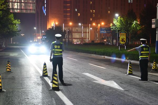 邯郸加大交通秩序整治力度 优化城区道路交通环境