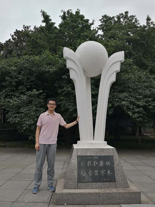 """安徽高分学霸""""成功学"""":""""榨""""干每道题,学科竞赛打开视野"""