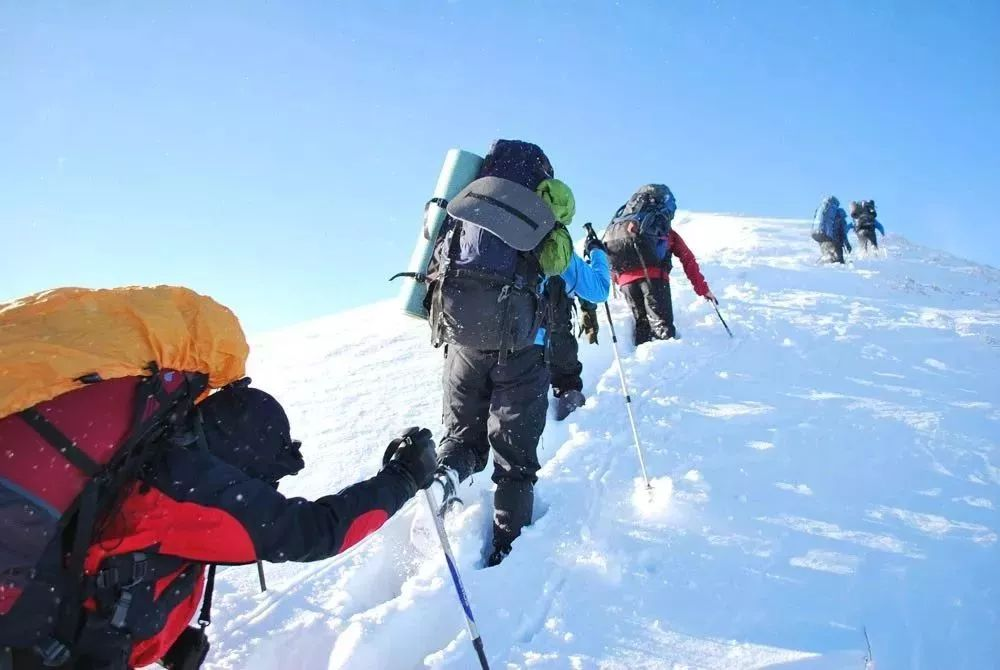 13年,8000米,跨越生和死……爱人啊,就是彼...