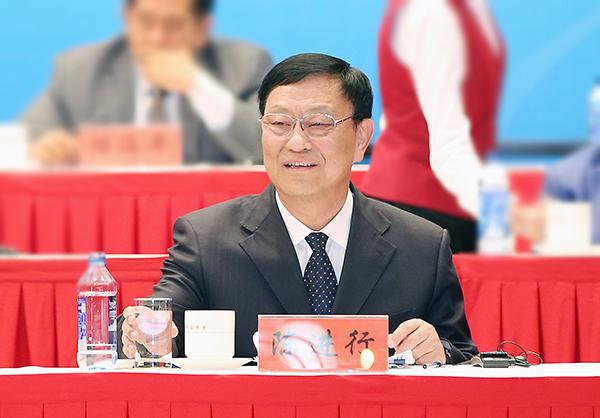 大唐集团董事长陈进行到龄退休,总经理陈飞虎暂时主持