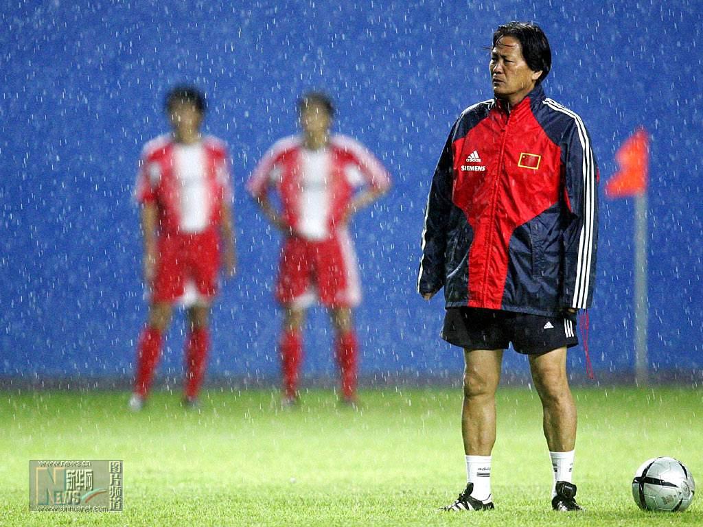 对话国足老帅朱广沪:五年左右,中国足球会给大家满意答复
