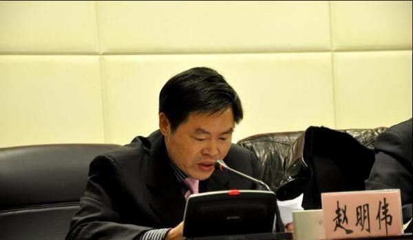 蚌埠市纪委原副书记、监委原副主任赵明伟被双开