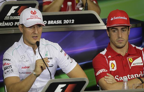 """F1越来越无聊,37岁的阿隆索""""不玩了"""""""