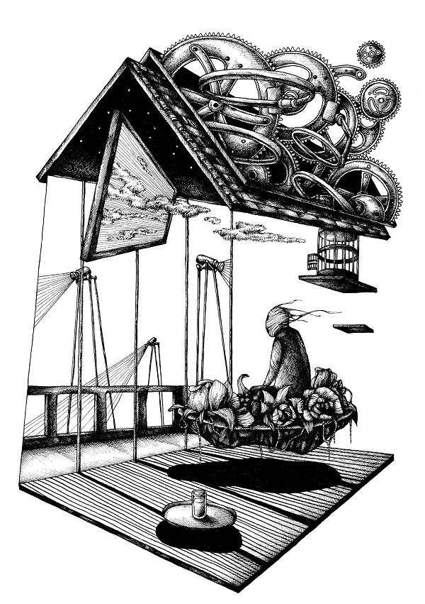 《三体》之后,刘慈欣出版了首部短篇科幻小说