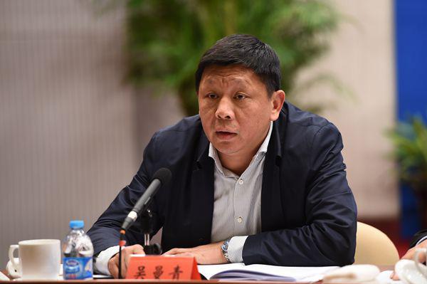 中国工程院院士吴曼四川泸州学校青出任中国电子科技团体总司理